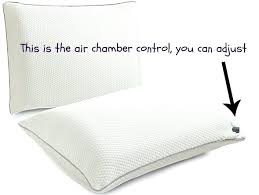 bed pillow reviews good sleep number pillow reviews or other cool features of the