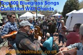Hit The Floor Bass Tab - bluegrass top 500 songs collection with lyrics chords and pdf