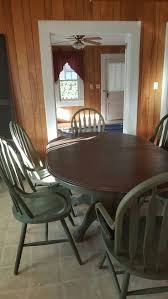 Paint Dining Room Table Best 25 Oak Table And Chairs Ideas Only On Pinterest Refinished