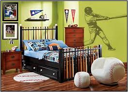 Sports Bedroom Ideas - Sports kids room