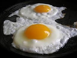 cuisine moleculaire recette l oeuf au plat comparaison de deux recettes