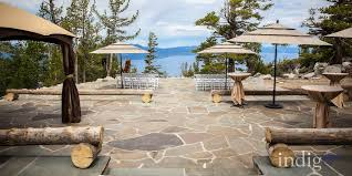 lake tahoe wedding packages heavenly mountain resort blue sky terrace weddings