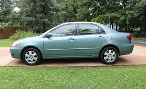 toyota car 2006 toyota corolla le auto review reliable used cars youtube