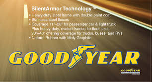 Ford Escape Wiper Blades - goodyear wiper blades automotive products