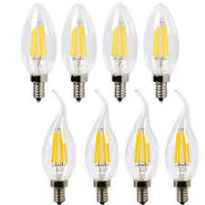led candelabra light bulbs dimmable e12 led filament candelabra light bulb chandelier flame