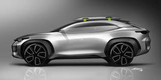 chery chery tiggo coupe concept 2017 on behance