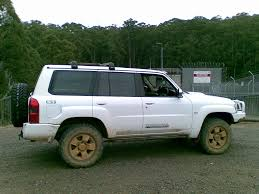 nissan patrol 1995 how will my car look with xx tyres and xx lift patrol 4x4