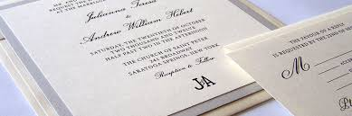 thermography wedding invitations wedding thermography printing update white tie designs
