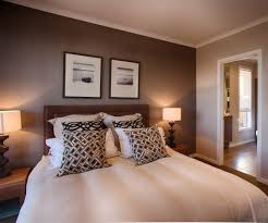Feature Walls Colour Ideas Open Plan Living Room Using Brown - Feature wall bedroom ideas