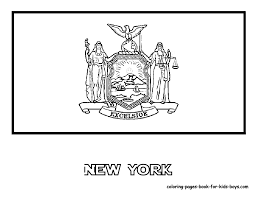 york flag coloring pages book kids boys gekimoe u2022 68021