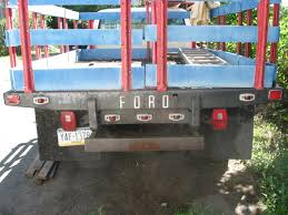 Ford F350 Truck Body - 1976 ford f350 stake body truck