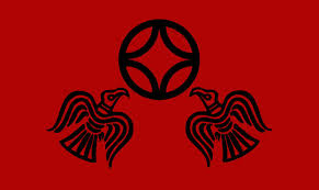 flag of the largest norse religion in denmark forn siðr vexillology