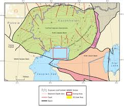 Caspian Sea World Map by New Insights Into Hydrocarbon Plays In The Caspian Sea Kazakhstan
