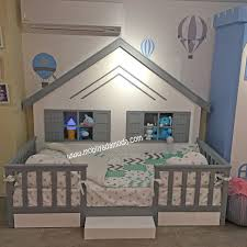 house double bed ninos pinterest double beds house and kids