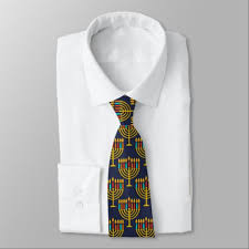 hanukkah tie menorah hanukkah tie hanukkah accessories hanukkah celebration
