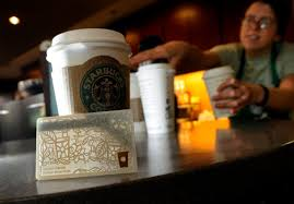 Starbucks Business Cards Has Starbucks Become So U201cbasic U201d That It U0027s Bad For Business U2013 The