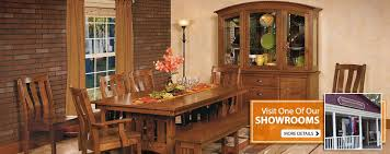 amish made furniture westchester woods furniture