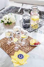 create a fruit infused water bar u2013 fashionable hostess