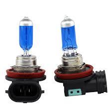 xencn h11 12v 70w 5300k blue light car bulbs replace