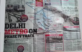 New Delhi Metro Rail Map by Delhi Metro Master Plan 2021 Iref Indian Real Estate Forum