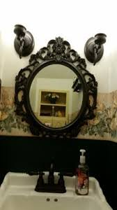 Walmart Wall Mirrors Better Homes And Gardens Baroque Oval Wall Mirror Walmart Com