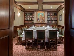 Round Dining Room Sets Friendly Atmosphere 22 Awesome Private Dining Rooms In San Francisco