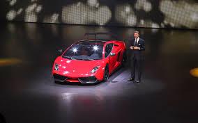 Lamborghini Gallardo Red - lamborghini gallardo lp570 4 super trofeo stradale first look
