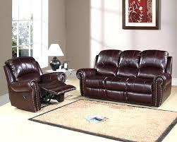 Abbyson Leather Sofa Reviews Impressive Abbyson Hogan Italian Leather Reclining Chair With