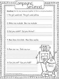 writing mini lesson 4 run on sentences sentences minis and