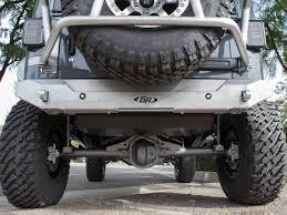bumpers for jeep jeep jk aluminum rear bumper genright jeep parts