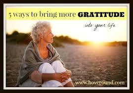 Gratitude Meme - 5 ways to bring more gratitude into your life