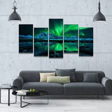 drop shipping 5 piece sunset sheep modern home wall decor canvas drop shipping 5 piece sunset sheep modern home wall decor canvas picture art hd print painting on canvas for living room