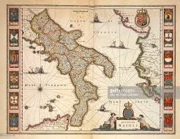 Calabria Italy Map by Map Of Calabria Region By Joan Blaeu Pictures Getty Images