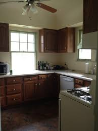 paint colors to brighten a very gloomy beige kitchen