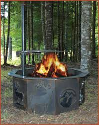 Steel Fire Pit - steel pits custom steel fire pits