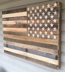 1000 ideas about wood flag on pallet flag reclaimed