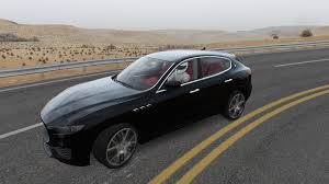 black maserati sedan assetto corsa maserati levante s at black cat county youtube