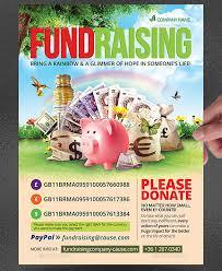 fundraising flyer design free online flyer maker design custom