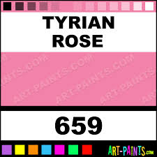 tyrian rose aquarelle watercolor paints 659 tyrian rose paint
