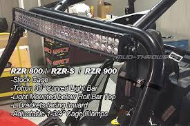 roll bar mount led light axia led light bar mount for 6mm or 1 4 dia bolt
