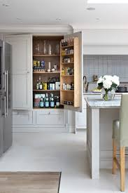 Surrey Kitchen Cabinets Surrey Bespoke Traditional Shaker Kitchen Transitional Kitchen