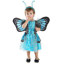 Blue Butterfly Halloween Costume Infant Halloween Costumes Toddler Costumes Kmart