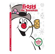 amazon frosty snowman jackie vernon billy wolfe