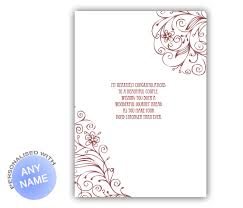 simple wedding wishes minimalist wedding congratulations card design with inspirational