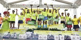 ganadores la corridaabc deportes abc color
