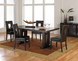 Modern Style Dining Room Furniture Contemporary Kitchen Design And Dining Room Modern Open Kitchen