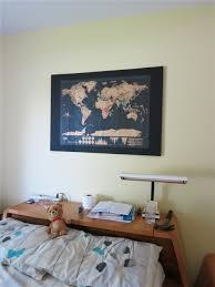 Wohnzimmer Bar Kaufen Drop Shipping Deluxe Reise Scratch Weltkarte Vintage Gold Schwarz
