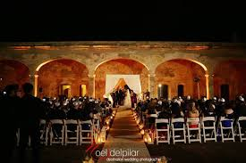 Wedding Planner Puerto Rico Jewish Ceremony Celebrated In The San Cristobal Fort In Old San
