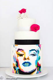 168 best cakes handpainted images on pinterest cake decorating