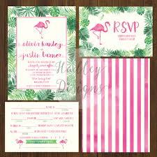 tropical wedding invitations hadley designs destination